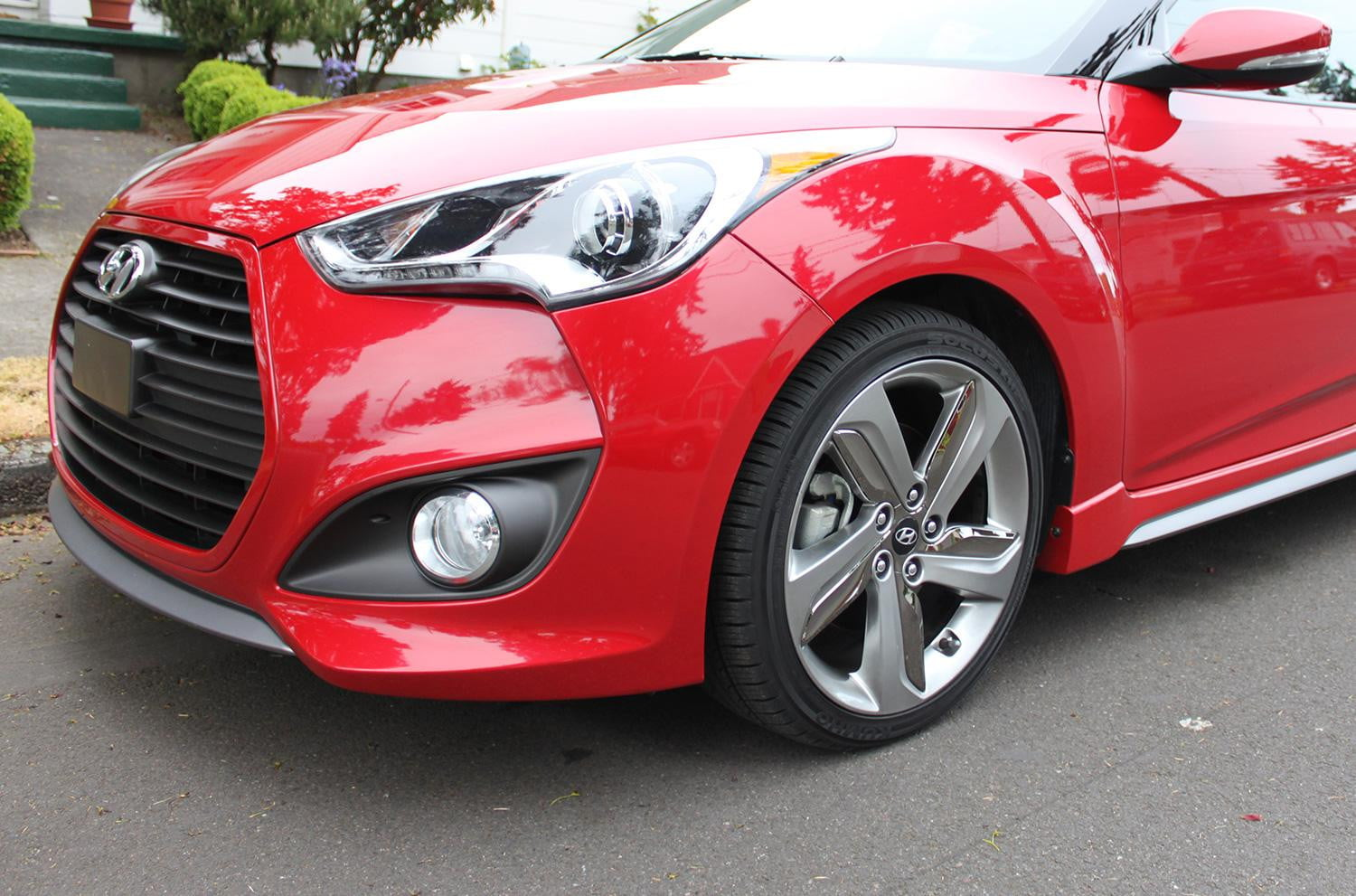 Hyundai Veloster review | Digital Trends