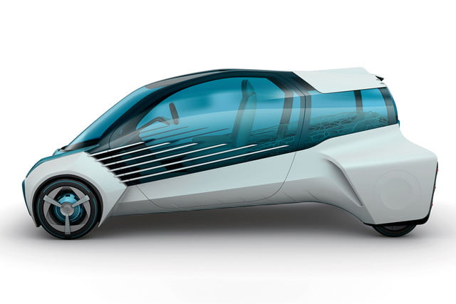 toyotas fcv plus concept comes to visit from a hydrogen future 2015 tokyo toyota 005