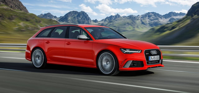 favorite station wagons from history 2016 audi rs6 avant
