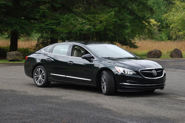 2017 Buick LaCrosse First Drive | Digital Trends