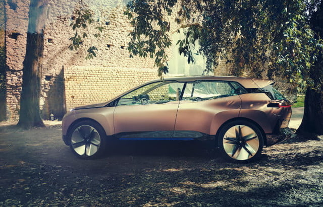 the bmw vision inext concept leaked before its official reveal 2018 leak  3