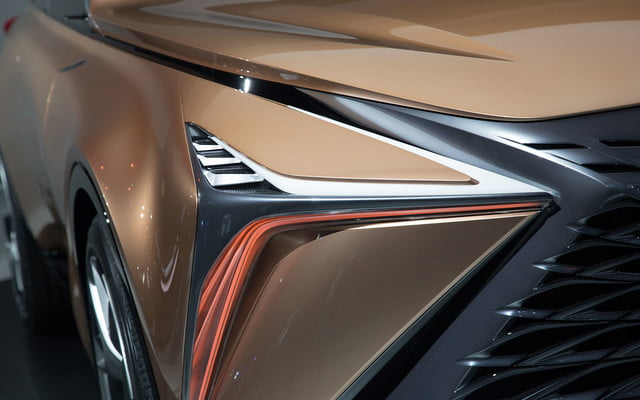 the lexus lf 1 limitless concept previews a new direction for flagship crossover 2018 detroit  14