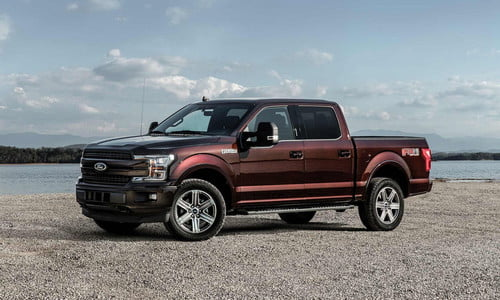 2017 F 150 Towing Capacity Chart >> 2018 Ford F 150 Models Prices Mileage Specs And Photos