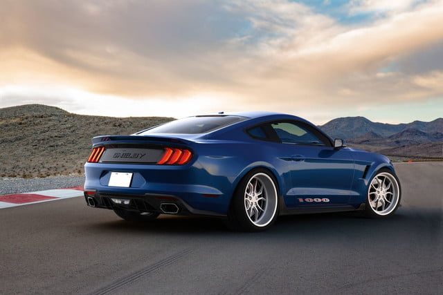 Shelby 1000 Mustang | Official Photos, Details, Specs, And