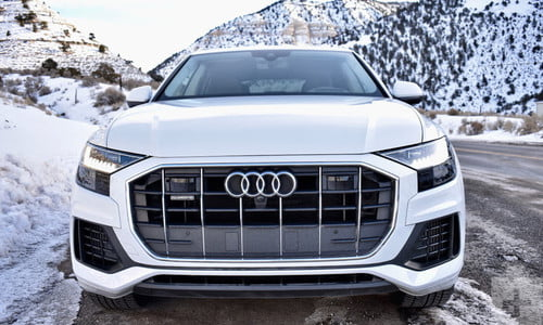 2019 Audi Q8 | Audi's high-tech flagship Q8 SUV is perfect