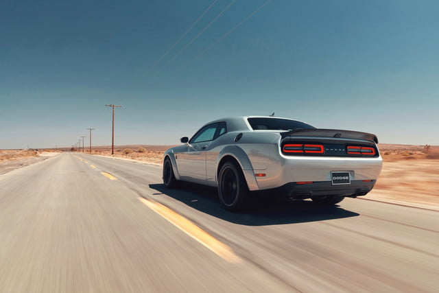 2019 Dodge Challenger SRT Hellcat Redeye Packs 797 HP