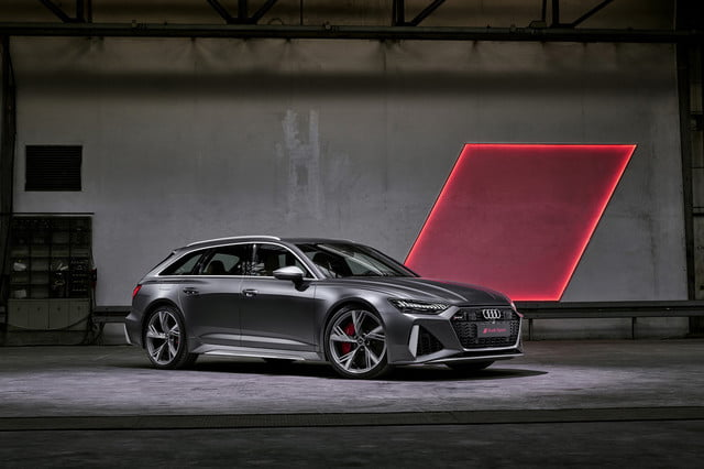 2020 audi rs 6 coming to the united states with 600 horsepower avant 4