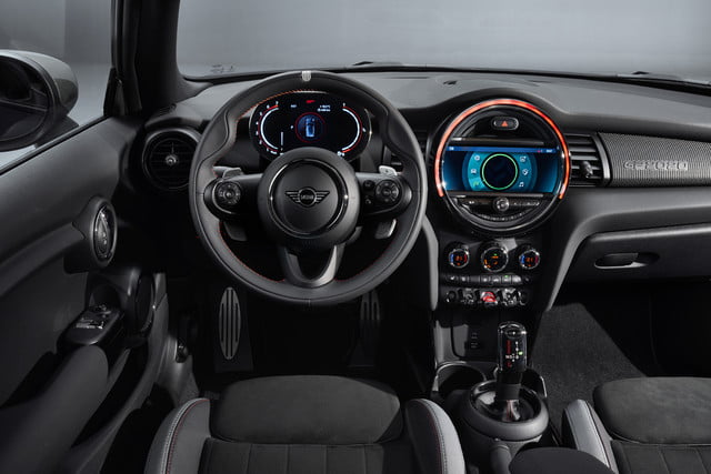 mini john cooper works gp concept news performance specs price 2020 jcw interior 4