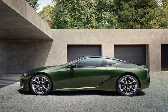 2020 lexus lc 500 inspiration series 2019 monterey car week
