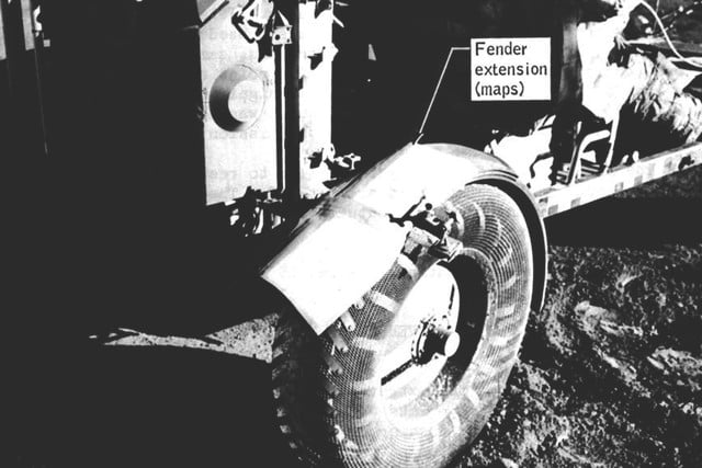 history of the moon buggy lunar roving vehicle a17 fender fix2