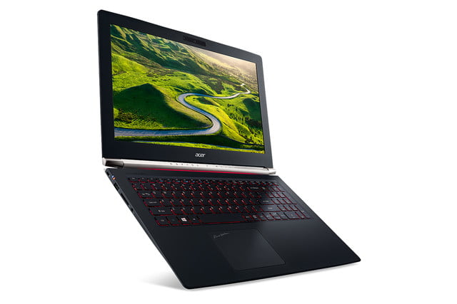 acer computing announce ces 2016 aspire v nitro vn7 592g 3dcamera acerwp right facing