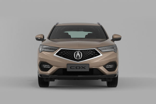 2017 acura cdx revealed at 2016 beijing auto show cdr 2