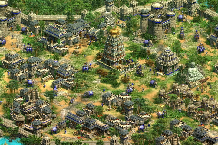 age of empires 2 pc