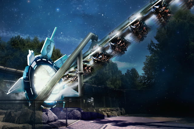 alton towers galactica vr roller coaster news portal