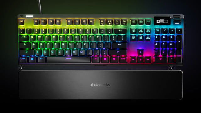 SteelSeries Announces Apex Pro Mechanical Keyboards With