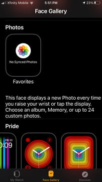 best apple watch faces appic4