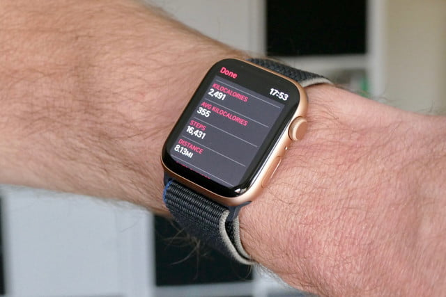 apple watch se review weekly summary