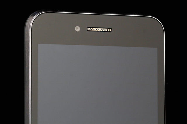 ASUS PadPhone Station phone front top
