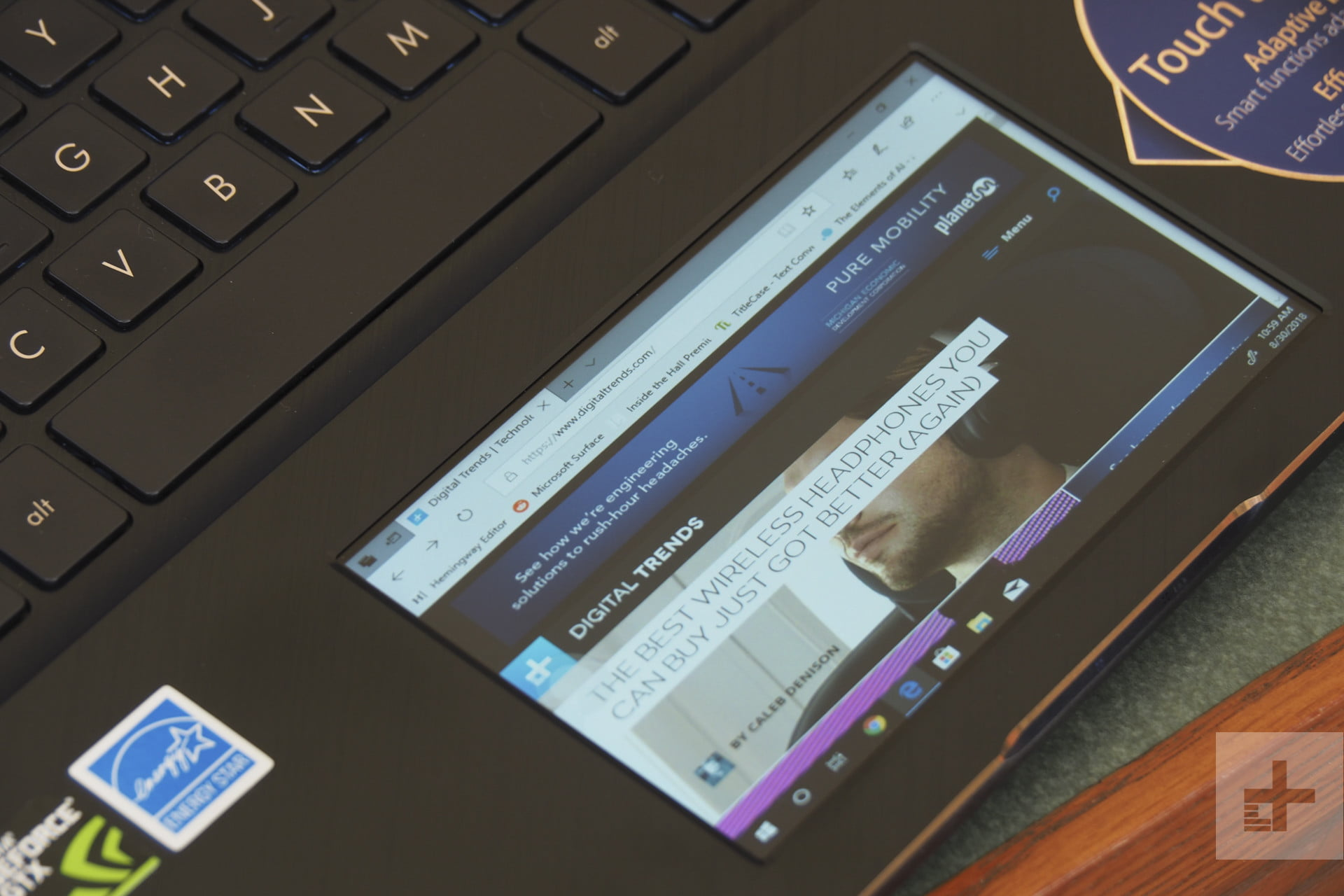 The Asus ScreenPad: Is It the Future of Computing or Just a