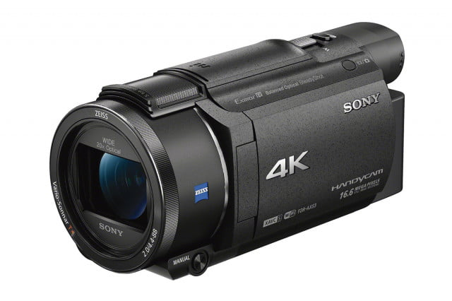 sony action cam and camcorders ax53 0003