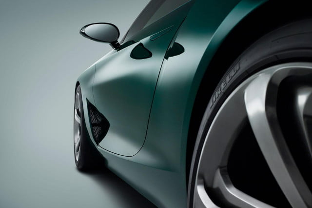 bentley exp 10 speed 6 concept official specs and pictures side low press image