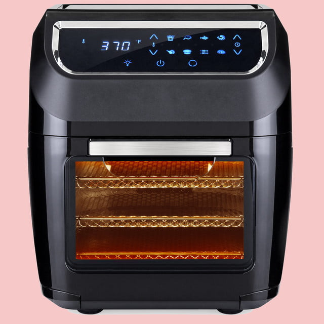 walmart drops prices on air fryers from emeril farberware and power best choice products 11 6 quart 1700w 8 in 1 electric xl