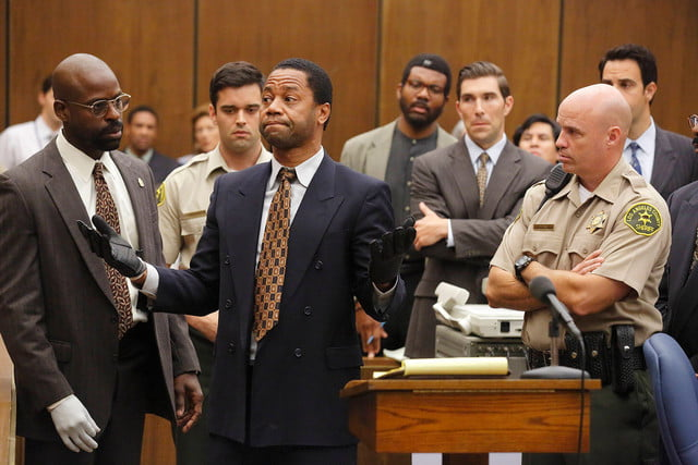 best tv shows 2016 of the people v oj simpson american crime story