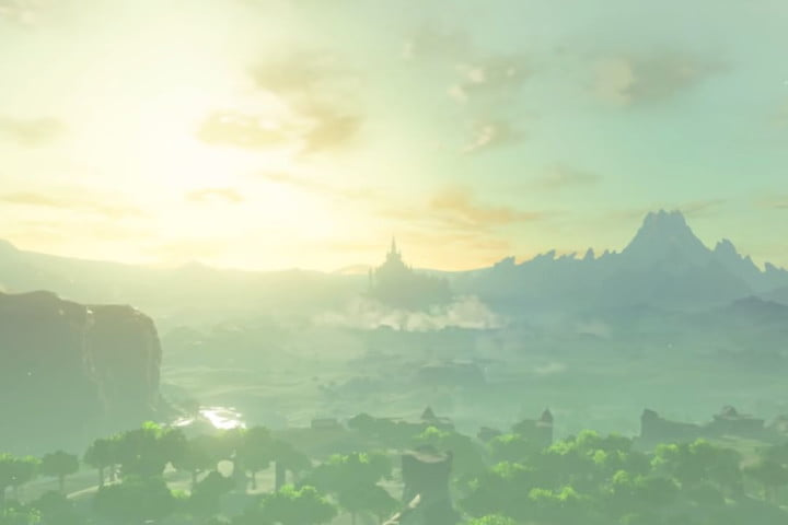 Breath of the Wild Hyrule