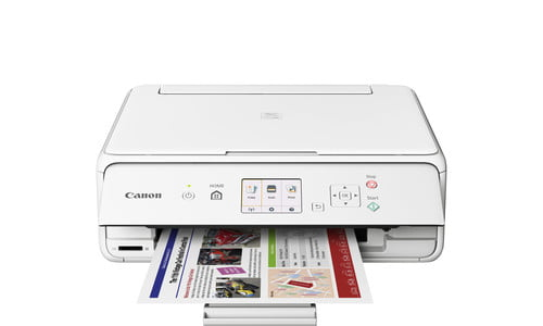 Canon's Newest Printers Feature Touchscreens, Cloud Printing