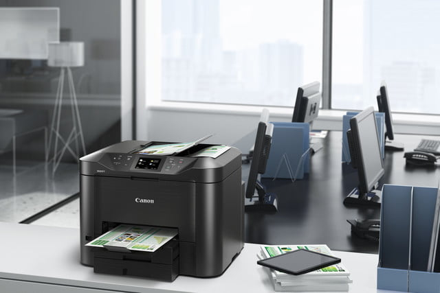 Print Directly From Social Media With Canon S Maxify Printers Digital Trends