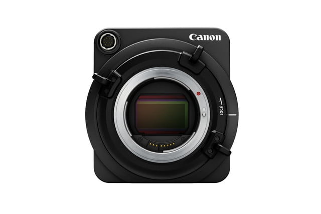 canons new video camera sees in the dark better than your eyes can canon me20f sh 4