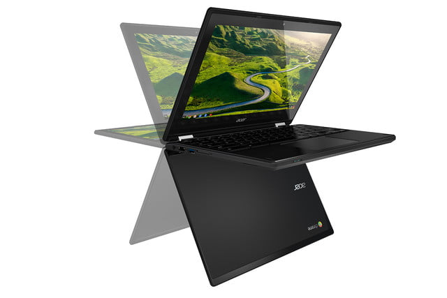 acer goes all in on skylake with latest expansion to computing line chromebook r11 black 360 01