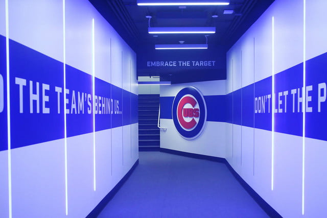 chicago cubs clubhouse gets updated 4