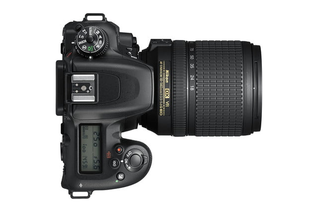 nikon announces d7500 18 140 top