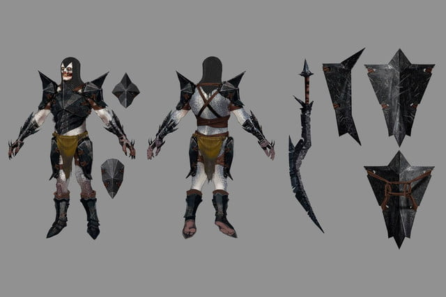heres everything need know story leading dragon age inquisition daii concept art 18