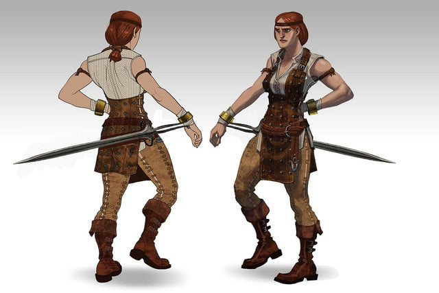 heres everything need know story leading dragon age inquisition daii concept art 3