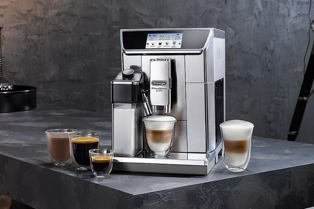 the delonghi primadonna elite is an app controlled coffee maker 002