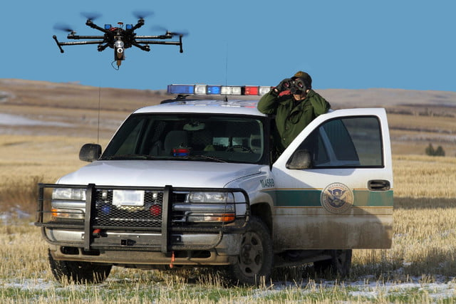 radiation and gas detecting drones drone2