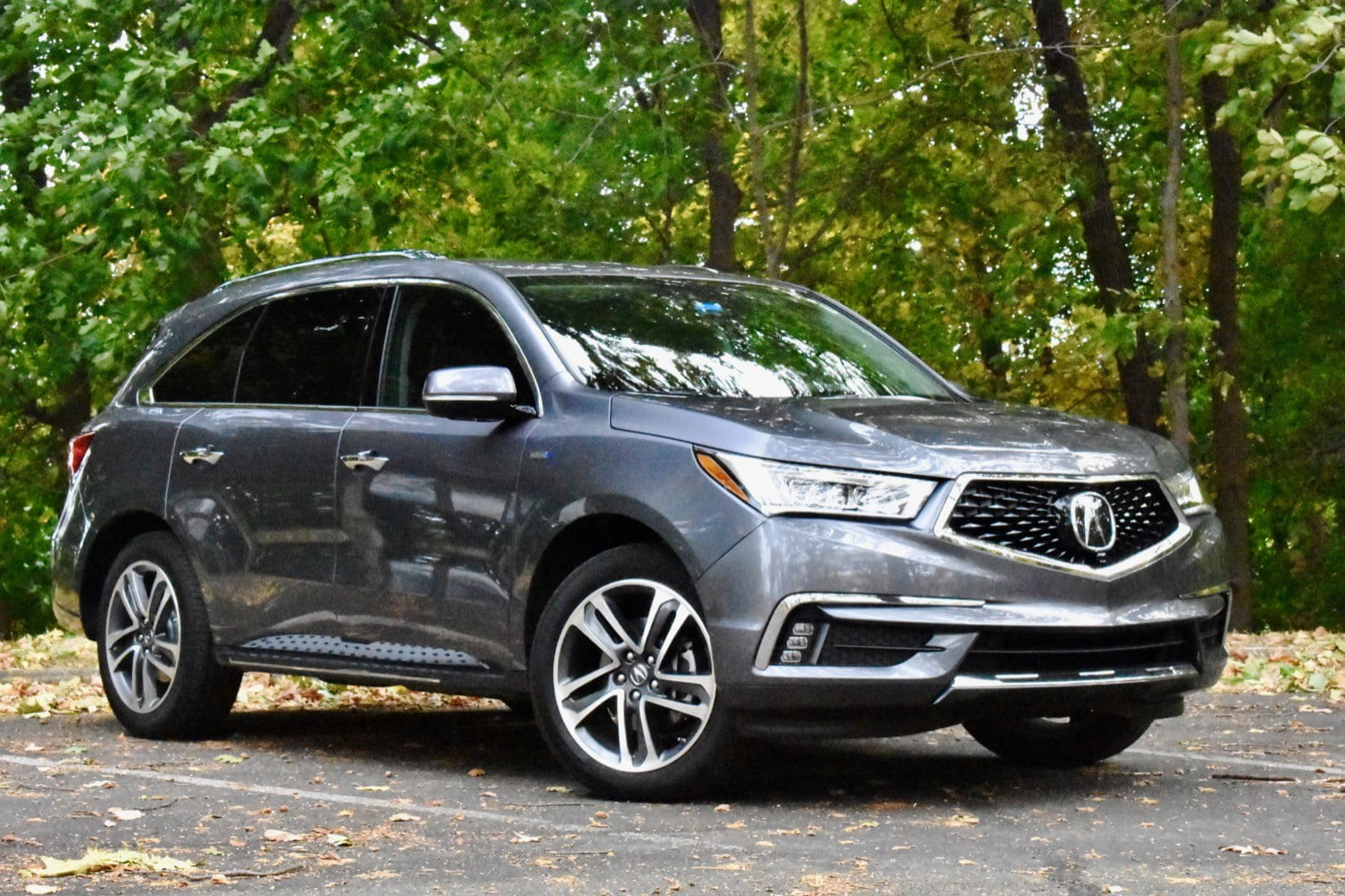 2020 Acura MDX New Review