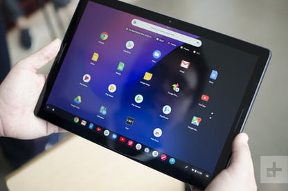Save $142 on the Google Pixel Slate Tablet When You Order
