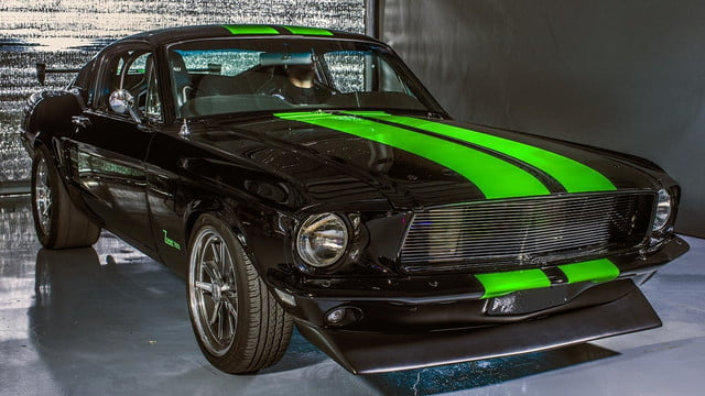 electric ford mustang performance specs pictures 1968 zombie 222 2
