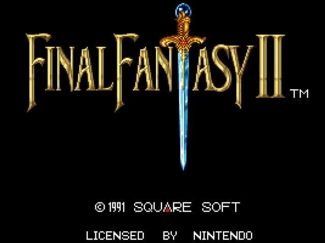 best snes games ffiv4