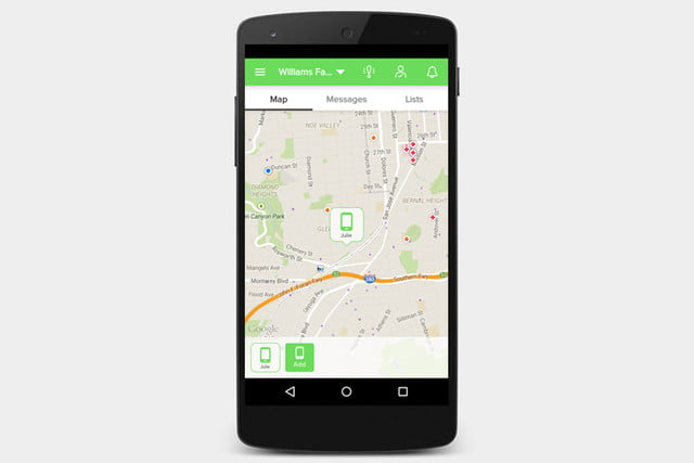 Gps Phone Locator >> How To Track An Android Phone Digital Trends