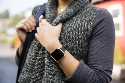Fitbit's Alta and Blaze Are Now Available in Gold | Digital