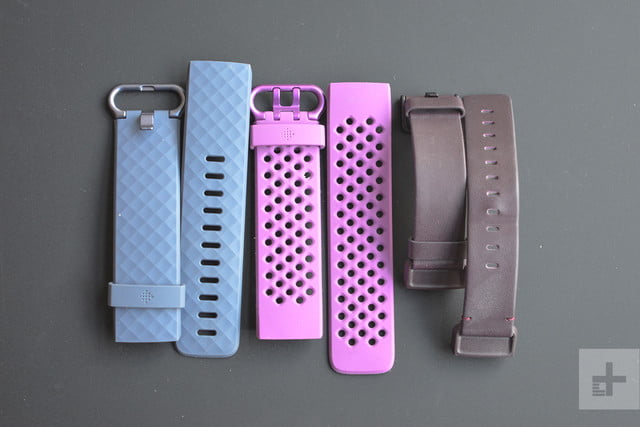fitbit charge 3 band colors