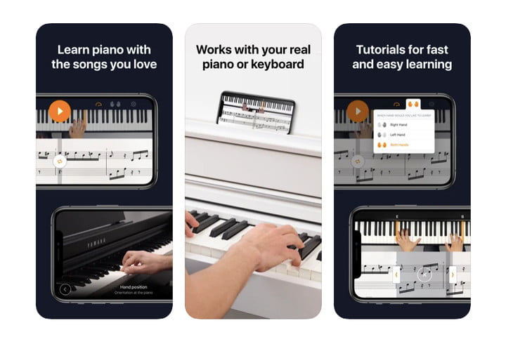 Flowkey best piano-learning apps