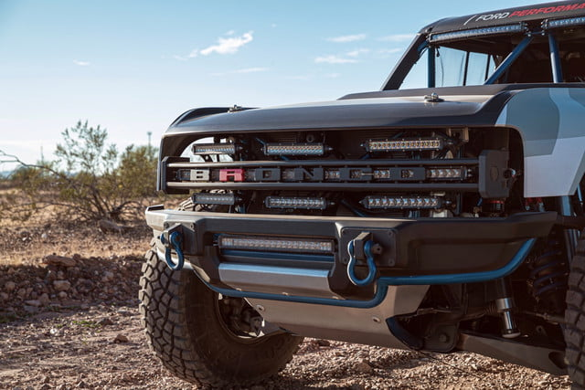 Ford Bronco Teased Once Again as Baja 1000 Off-Road Racer