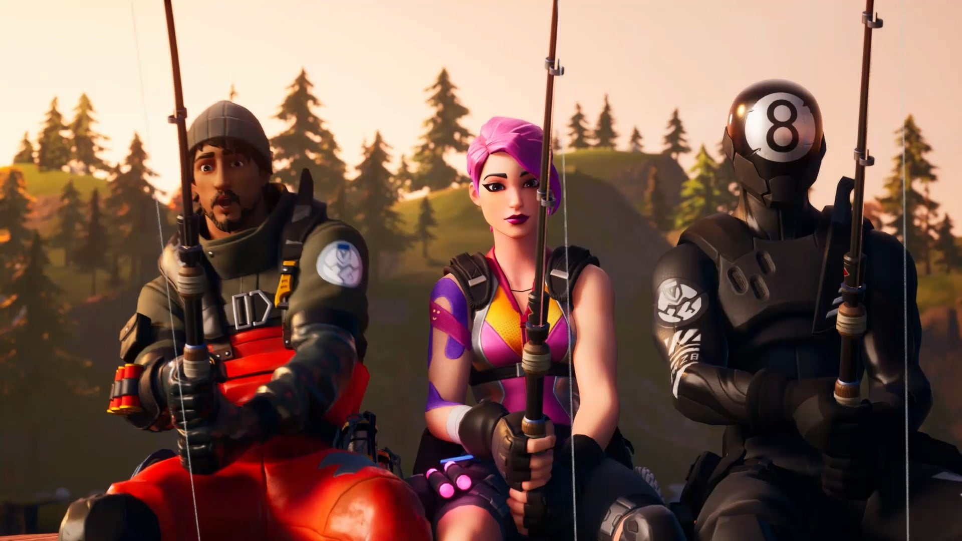 Boat Battles Fishing Swimming Here S What S New In Fortnite Chapter 2 Digital Trends