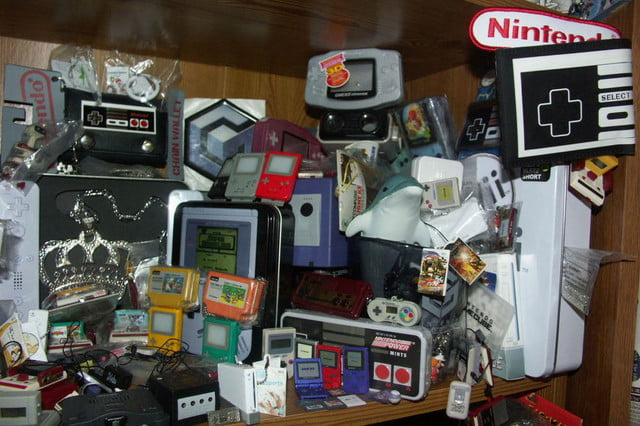 video game memorabilia popularity 11