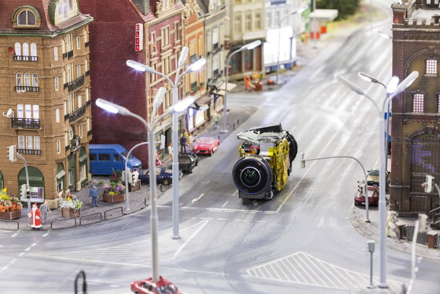 google street view miniatur wunderland video news mini tilt shift 2